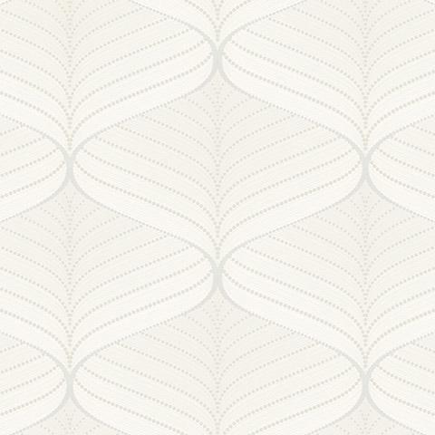 کاغذ دیواری سه بعدی سفید image
