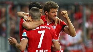 نتیجه بازی دیشب بایرن مونیخ روستوف 23 شهریور 95 گلها و خلاصه