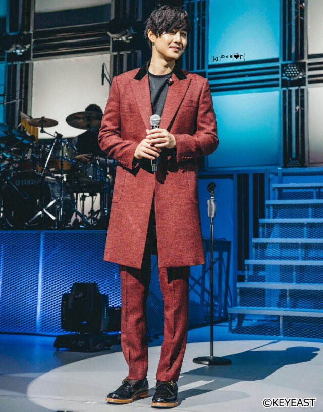 [Photo] Kim Hyun Joong Japan Mobile Site Update [2016.08.30]