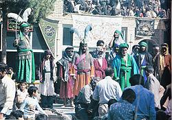 کدام شهر مهد تعزیه ایران است؟ | درود اردکان تفرش