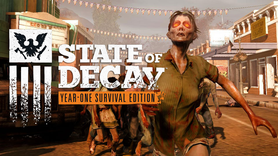 دانلود ترینر بازی STATE OF DECAY: YEAR ONE SURVIVAL