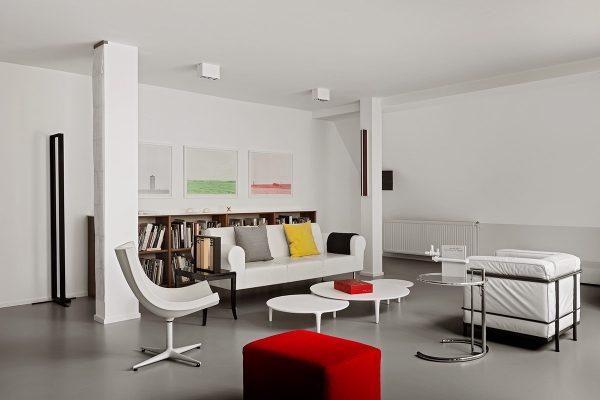 طراحی اتاق نشیمن1