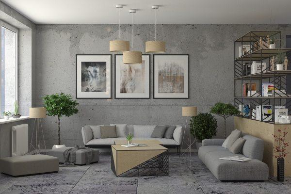 طراحی اتاق نشیمن9