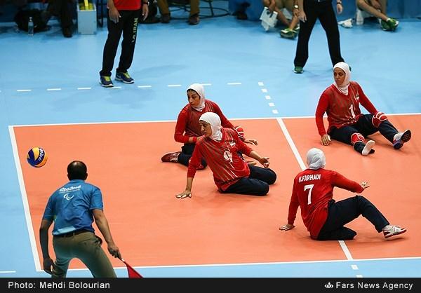 تیم والیبال زنان ایران در پارالمپیک ریو 2016, تیم والیبال زنان ایران, پارالمپیک ریو 2016, حجاب و ورزش, دختر ورزشکار ایرانی
