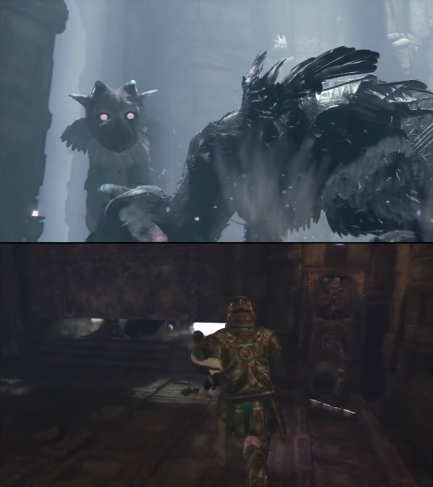 تریلر بازی the last guardian