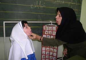 معلمان در مدارس استثنایی