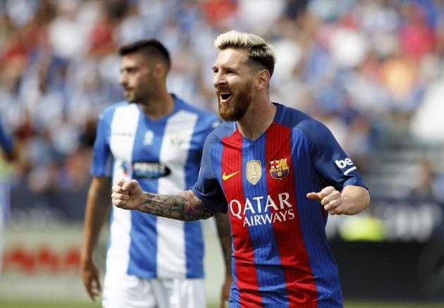 نتیجه بازی امروز بارسلونا و لگانس 27 شهریور 95 خلاصه و گلها