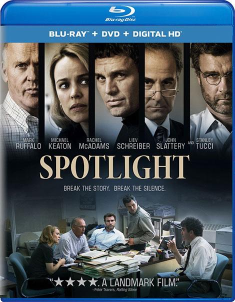 دانلود فیلم دوبله فارسی افشاگر Spotlight 2015 با لینک مستقیم