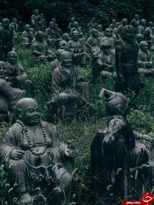 پارک ارواح در ژاپن + تصاویر