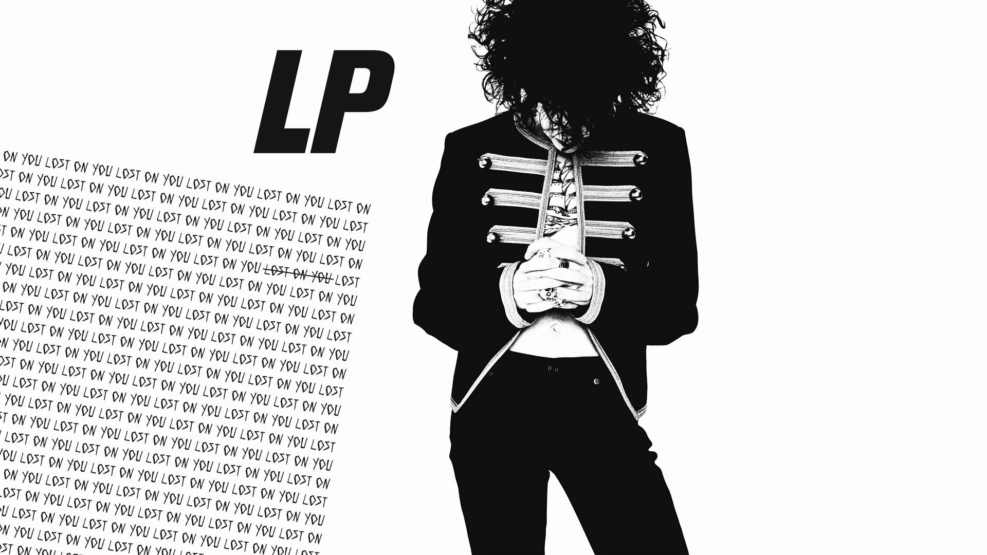 ترجمه آهنگ lost on you از LP