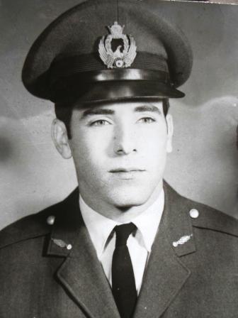 سرهنگ خلبان علی شمسبگی