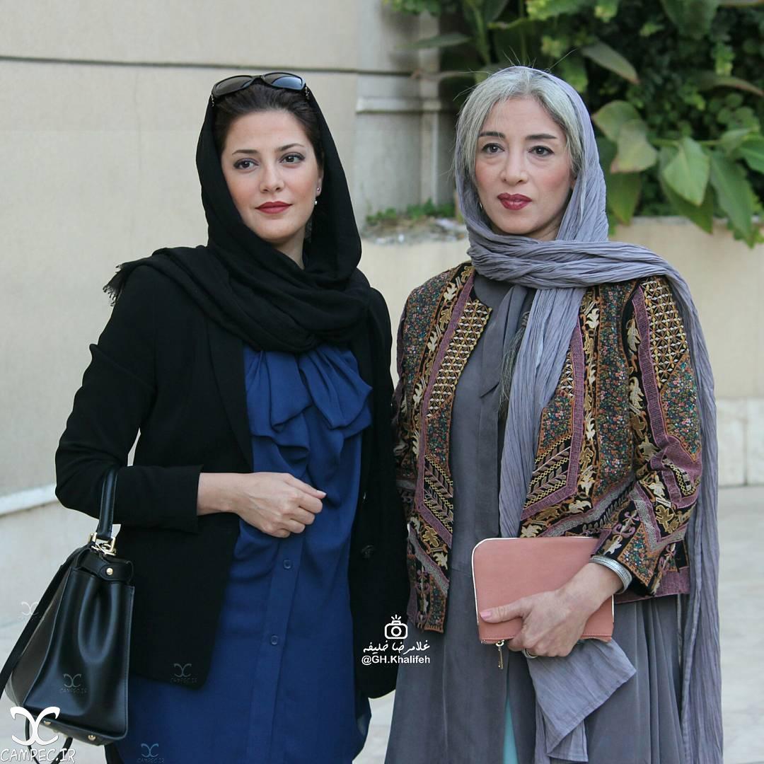 طناز طباطبایی و پانته آ پناهی ها در دهمین جشن انجمن منتقدان سینما