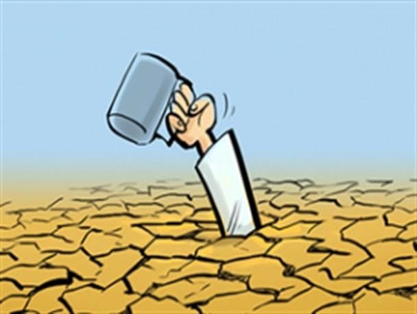 در ایران مصرف آب چند درصد بیش از الگوی مصرف جهانی است؟ | نود،بیست،هفتاد درصد
