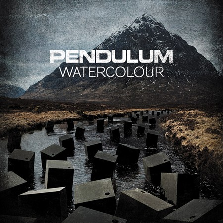 watercolor - pendulum