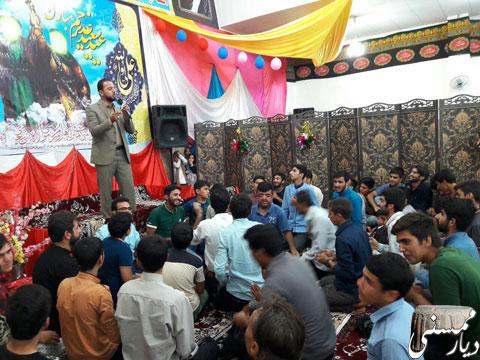 جشن عید غدیرخم در ممسنی