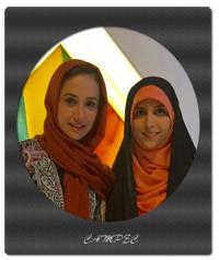 شبنم قلی خانی در پشت صحنه برنامه رو به راه+عکسها