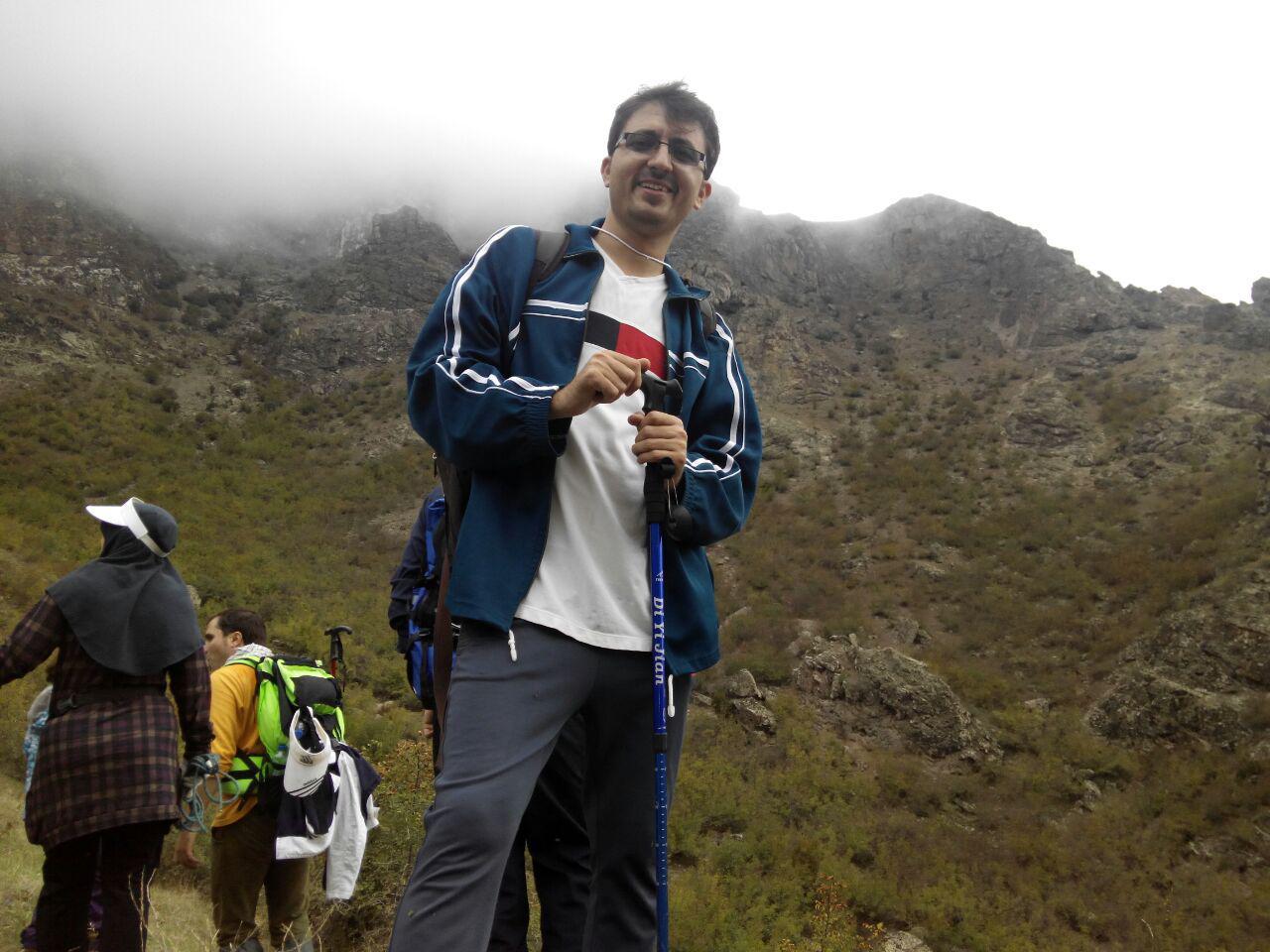 کوه پایه های روستای گردشگری آنزر