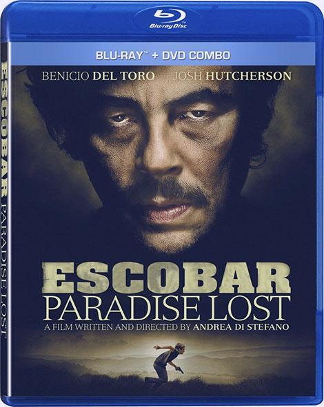 دانلود فیلم اسکوبار بهشت گمشده 2015 با دوبله فارسی