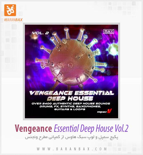 دانلود لوپ ونجنس Vengeance Essential Deep House Vol.2