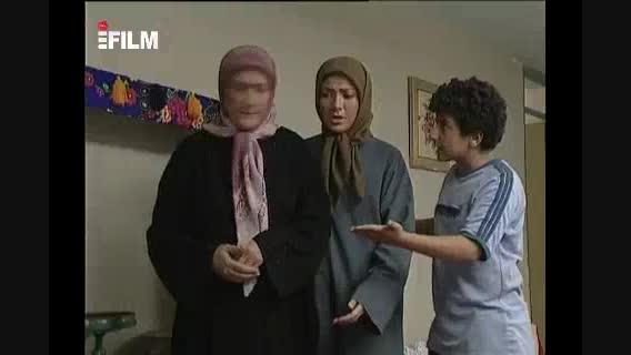 ملیکا زارعی در متهم گریخت