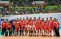 بعد از چند سال تیم ملی والیبال ایران موفق به حضور در المپیک شد؟ | 42،52،35 سال