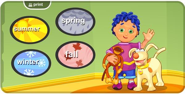 آموزش زبان انگلیسی به کودکان,بازی