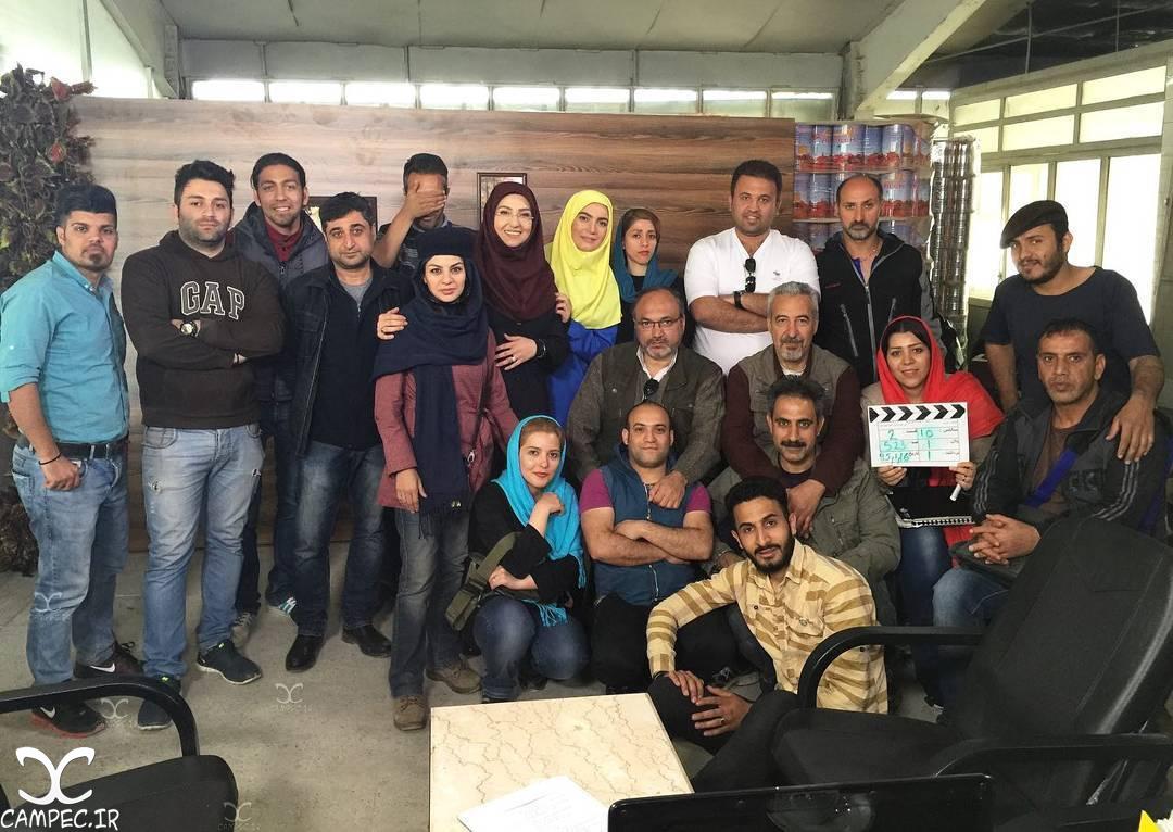 عکس بازیگران سریال در قصه ها زندگی میکنند