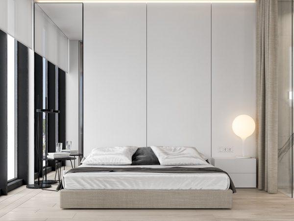 عکس اتاق خواب روشن1