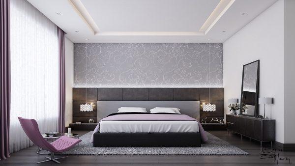 عکس اتاق خواب روشن2