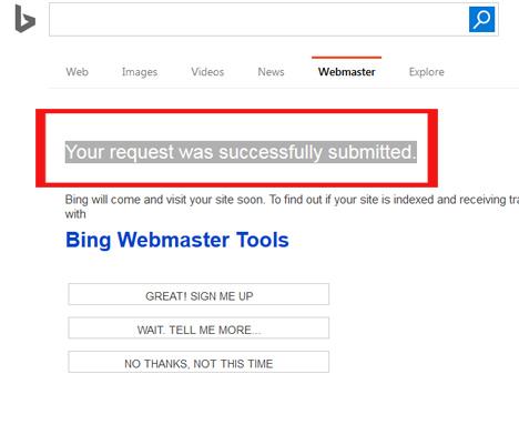 معرفی وبلاگ به گوگل