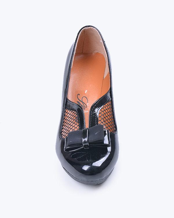 خرید کفش اسپرت زنانه ورنی مدل 0620