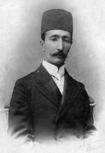 میرزا ابراهیم خان باغمیشهای