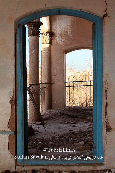 تخریب خانه تاریخی تبریز