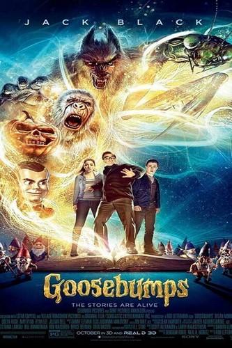 دانلود فیلم Goosebumps 2015