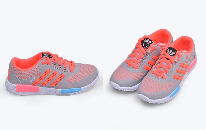 خرید کفش ورزشی زنانه طرح adidas