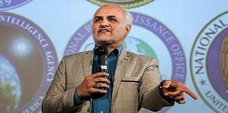 فیلم سخنرانی حسن عباسی در نخستین روز جشنواره مقاومت