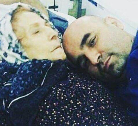 دلیل فوت مادر علی مسعودی+عکس