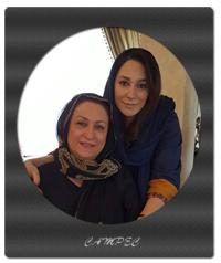 عکسها بیوگرافی و خانواده مریم امیرجلالی