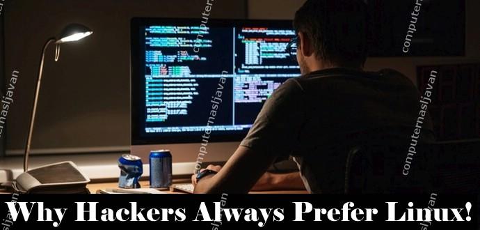 چرا هکرهای واقعی لینوکس را به مک و ویندوز ترجیح می دهند؟