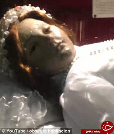 کودکی که 300 سال پیش مرده