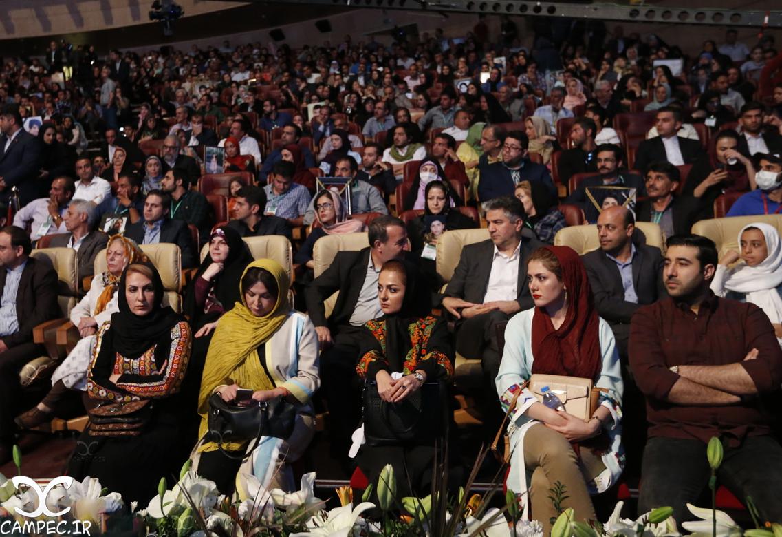هنرمندان در سیزدهمین جشن نفس
