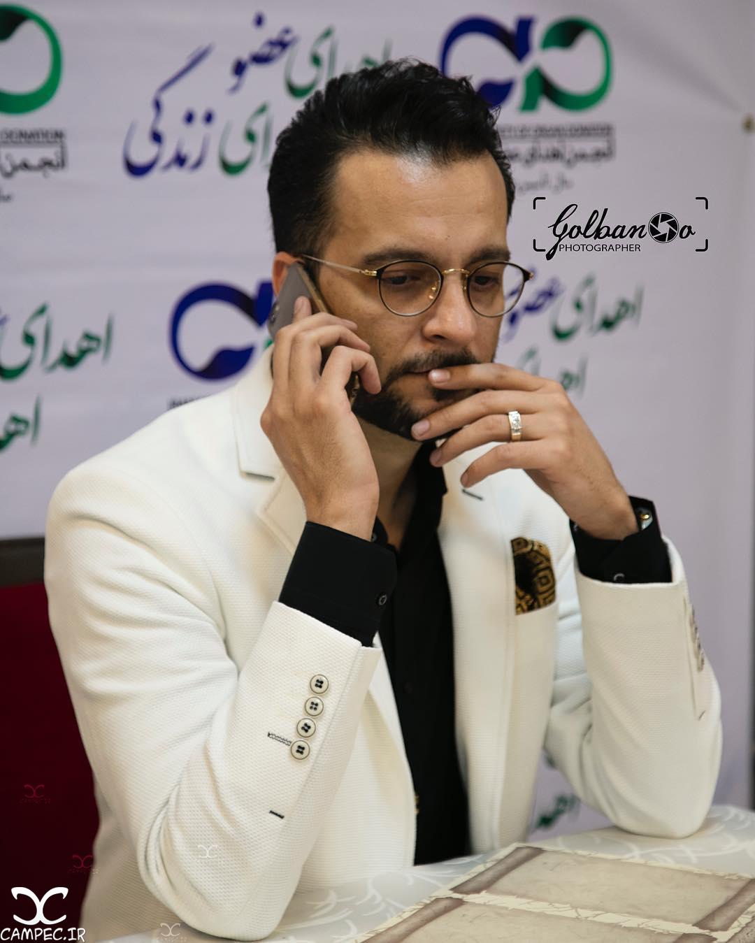 محمد سلوکی در سیزدهمین جشن نفس