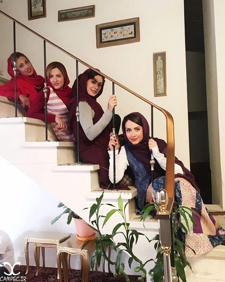 بازیگران فیلم سینمایی دختران سکوت