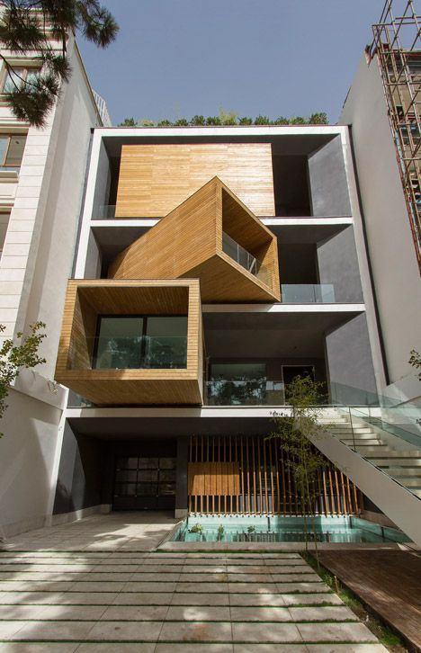 عکس نما ساختمان ویلا1