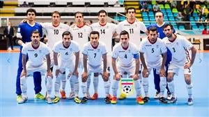 زمان ( تاریخ و ساعت ) بازی فوتسال ایران و پرتغال در یک ردهبندی جام جهانی 2016