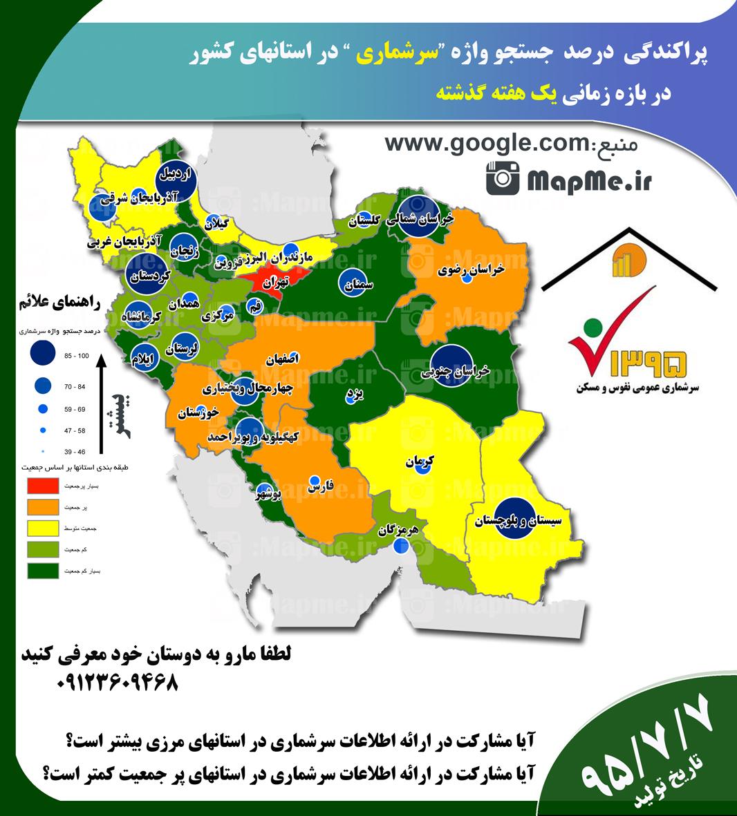 جمعیت استان قزوین در سال 1395 رضا زمانی تحلیلگر و مشاور سیستم های اطلاعات مکانی GIS