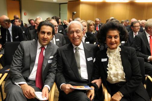 مجید سمیعی و همسرش مهشید،عکس زن پروفسور مجید سمیعی، همسر پروفسور مجید سمیعی کیست، مجید سمیعی و همسرش،زن پروفسور سمیعی کیست، همسر مجید سمیعی