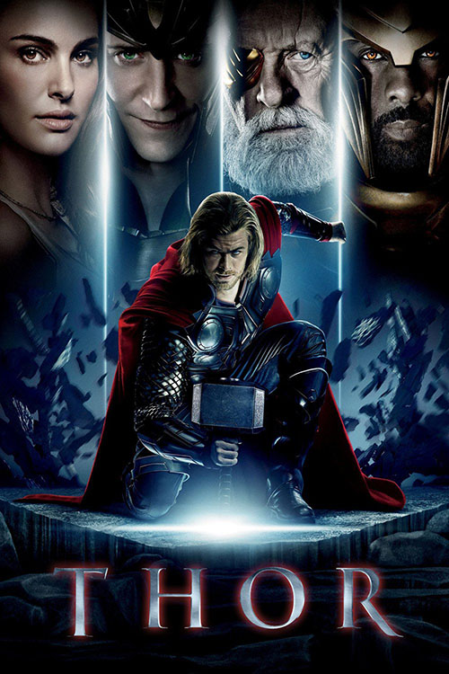 دانلود فیلم تور Thor 2011 با دوبله فارسی و لینک مستقیم