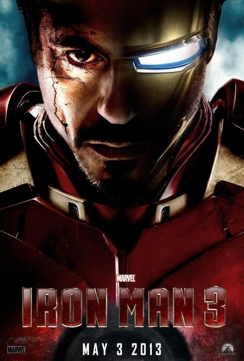 دانلود فیلم مرد آهنی 3 با دوبله فارسی Iron Man 3