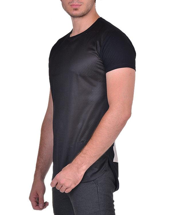 تی شرت مردانه نخ پنبه مدل